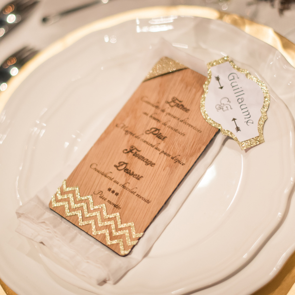 INVITATIONS & FAIRE-PARTS